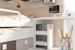 Дизайнерско обзавеждане за детски стаи с две легла
