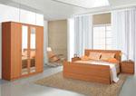 Спалня по поръчка с люлеещ се стол 426-2618