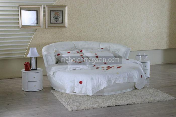 Кръгла спалня поръчкова 907-2735