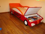Тапицирано детско легло