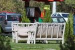 луксозни маси с пейки за заведение